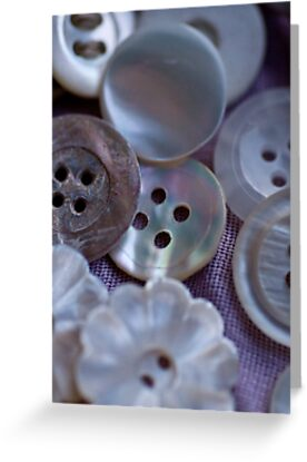 Buttons by Ilva Beretta