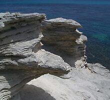 Rocky Cliff by FrankZ