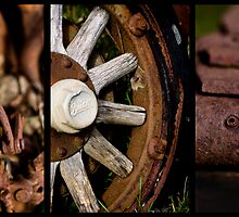 Farm Relics - the truck by JimFilmer