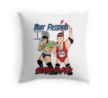 Cm Punk Colt Cabana  Throw Pillow