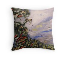 Echo Point Mist Throw Pillow