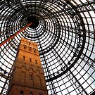 Shot Tower (Melbourne) by Harry Oldmeadow