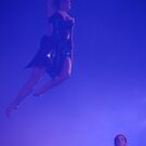 Aerial Dance I by Arie Intveld