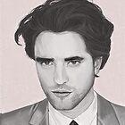 Robert Pattinson by RubyFox