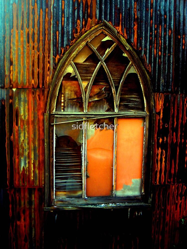 shanty church by sidfletcher