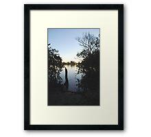 Manning Mangrove Framed Print