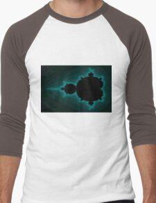 Mandelbrot Beetle 01 Men's Baseball ¾ T-Shirt