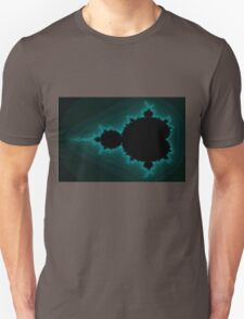 Mandelbrot Beetle 01 Unisex T-Shirt