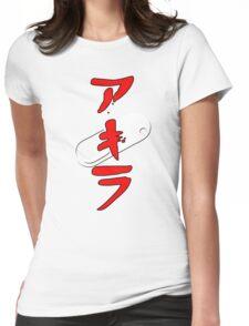 Akira Womens Fitted T-Shirt
