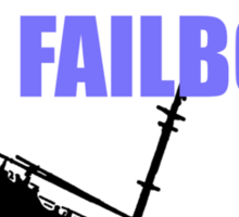 FAILBOAT Sticker