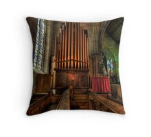 Many a Hymn - The Garrison Church c.1843, The Rocks Sydney- The HDR Experience Throw Pillow