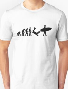 Surf evolution 2 T-Shirt