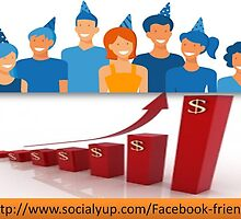 Benefits of Buy Facebook Friends for Your Business Page by SocialYupp