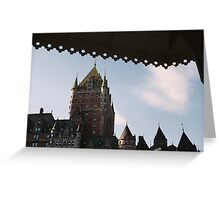 Castles In The Air Greeting Card