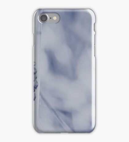 Blue bell iPhone Case/Skin