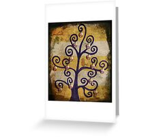 Seclude Greeting Card