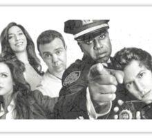 Brooklyn Nine-Nine Cast Sticker