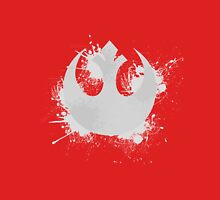Star Wars Rebels Logo - Grey Unisex T-Shirt