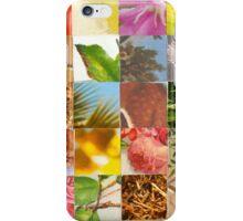 Collagecard: Nature iPhone Case/Skin