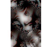 Sleeping Starfish Photographic Print