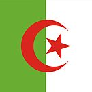 Algeria, national id by AravindTeki
