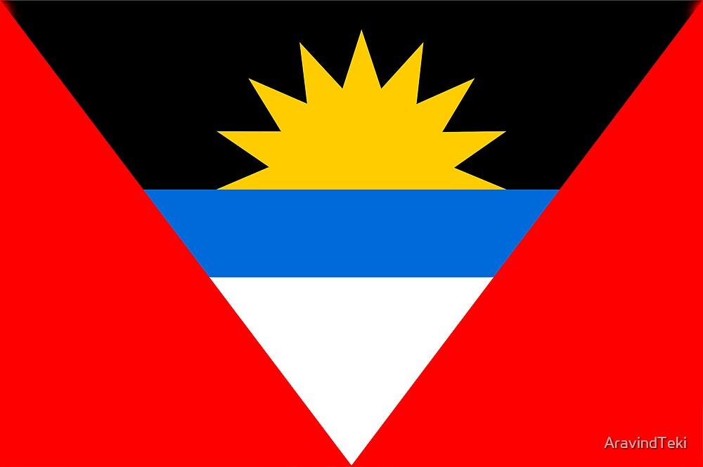 Antigua & Barbuda, national id by AravindTeki