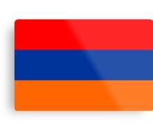 Armenia, national id Metal Print