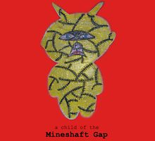 a child of the mineshaft gap - red and yellow Unisex T-Shirt