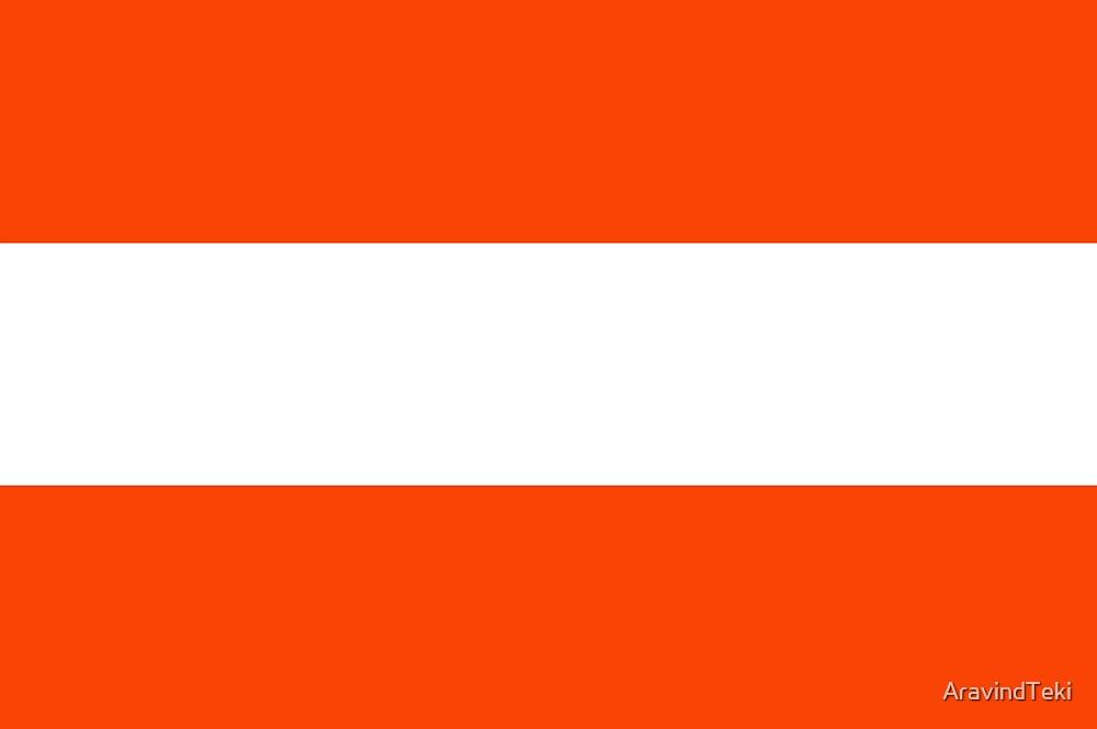Austria, national id by AravindTeki
