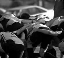 Packing the Scrum by Allen Gray