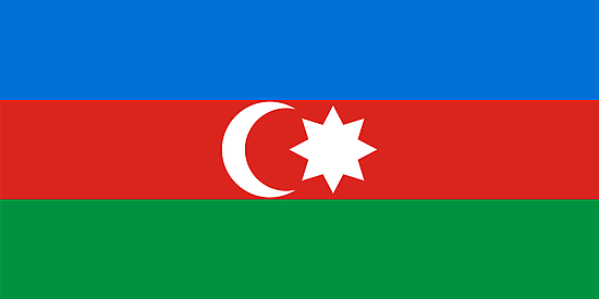 Azerbaijan, national id by AravindTeki