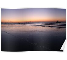 Rocco Tower Sunset 2 Poster