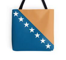 Bosnia & Herzegovina, national id Tote Bag