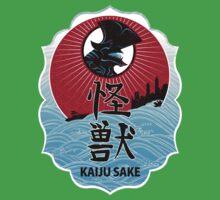 Kaiju Sake by zerobriant