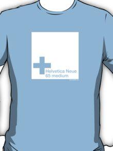 Helvetica 65 medium /// T-Shirt