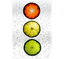 Citrus Light Poster