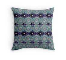 sdd Abstract 97R Throw Pillow