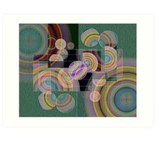 Contingencies Art Print