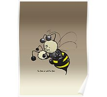 to Bee or not to Bee Poster