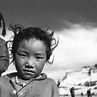 Tibetans by dominiquelandau