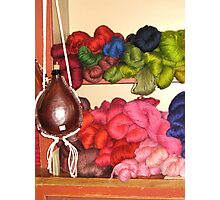 Colonial Yarn Photographic Print