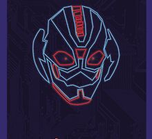 80s of Ultron by Dancing In The Graveyard