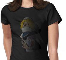Zelda - Shadow Warrior Sheik Womens Fitted T-Shirt