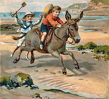 Seaside Fun of Yesteryear by Stephen Willmer