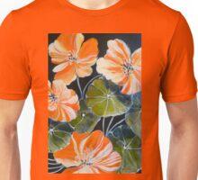 Nasturtiums 2 Unisex T-Shirt