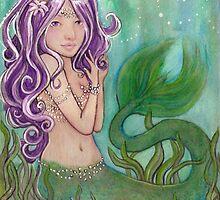 Storybook Mermaid by Katlandia