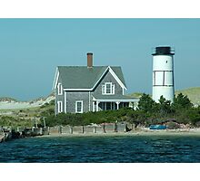 New England Lighthouse Photographic Print