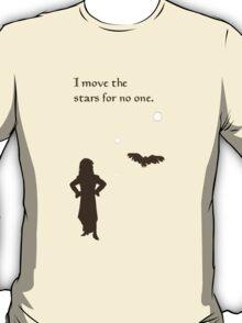 The Labyrinth inspired design (Jareth). T-Shirt