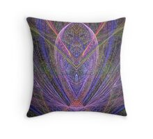 Pearls 5 Throw Pillow