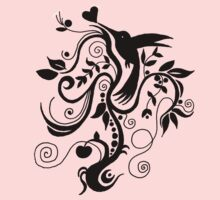 Spiral Bliss Tee by Gudrun Eckleben